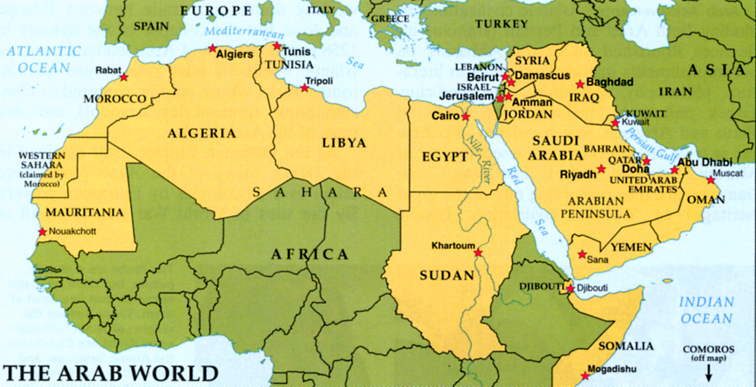 Ethnicity   Middle East and North Africa